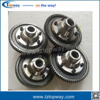 Wholesale 16t or 18t spline china made yufeng electric tricycle differential gearbox gear 71teeth from china suppliers