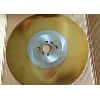 Wholesale DMo5Co5 materialTIN coating by PVD high speed circular saw blade from china suppliers