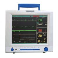 Wholesale Bedside Multi - parameter Portable Patient Monitor with ECG , RESP , NIBP from china suppliers