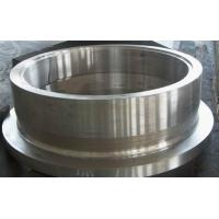 Wholesale ASTM A388  EN10228 Tower Drum Flange Forged Steel Roller For Metallurgical Equipment from china suppliers