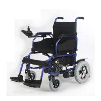 Quality Standard Disabled Motorised Wheel Chair , Electric Mobility Wheelchair for sale