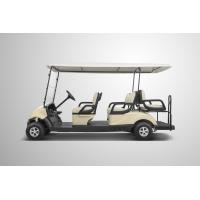 Wholesale Multi Functional Six Passenger Golf Cart , Road Legal Golf Buggy For 6 Person from china suppliers