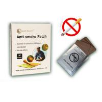 Wholesale anti smoking patch, stop smoking quit smoking patches from china suppliers