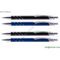 Wholesale wholesale aluminum metal ballpen,aluminum metal ballpoint pen for logo promotion from china suppliers