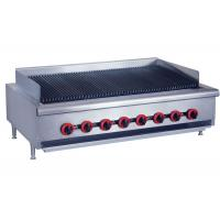 Wholesale Counter Top Gas Char Broiler Durable Barbeque Gas Griller With Oil Collector from china suppliers