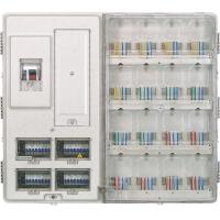 Wholesale Single Phase Residential Electric Meter Box 16 Positions  Pc Enclosure Bs Mounting from china suppliers