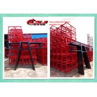Wholesale Personnel And Materials Building Hoist / Industrial Lifts Elevators from china suppliers