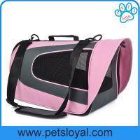 Wholesale Amazon Ebay Hot Sale Pet Dog Travel Carrier Bag China Factory from china suppliers