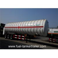Wholesale 0 . 6mpa Working Pressure Cryogenic Lng Tank Transportation Trailer from china suppliers