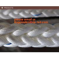 Wholesale 12-ply mooring ship rope used ship rope, 8mm polypropylene rope 8-ply mooring ship rope used ship rope from china suppliers