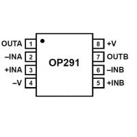 Quality OP291GSZ ADI 16+ SOP NEW and ORIGIONAL (Micropower Single-Supply RRIO Dual Op Amp) for sale