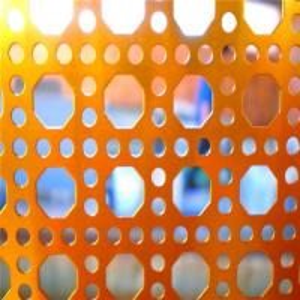 Wholesale Perforated aluminum sheet metal aluminum perforated metal sheet from china suppliers