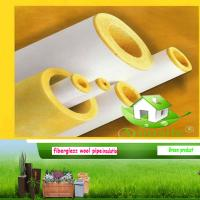 Wholesale glass wool pipe from china suppliers