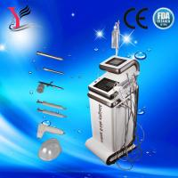 Wholesale Dual screen water oxygen Skin beauty instrument/Anti wrinkle oxygen facial machine from china suppliers