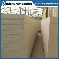 Wholesale Non asbestos calcium silicate board for insulation board, Free samples  OP4 from china suppliers