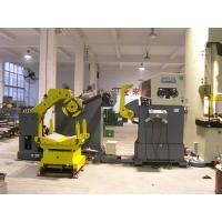 China Material Roller Shutter Spring Steel Coil Uncoiler Machine Stamping Automation on sale