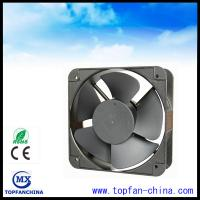 Wholesale Black Square High Air Flow Electronic Equipment Cooling Fans For Home Appliances from china suppliers