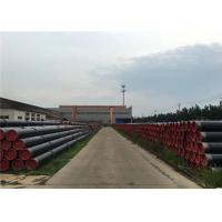 Wholesale Carbon Welded Big Size Gi Erw Steel Pipe High Zinc Coating With American Or British Threads And Plastic Caps from china suppliers