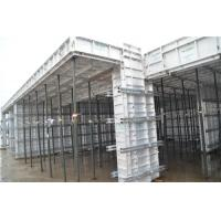 Wholesale Aluminum formwork for fully monolithic construction from china suppliers
