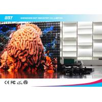 Wholesale P10mm Full Color Flexible Led Curtain Display For Stage Events , High Transparent from china suppliers