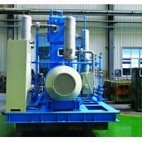 Wholesale Nitrogen booster compressor 2LY9.2/30-Ⅱ 3Z3.51.67/150, Vertical ,two row,two stage,casting steel, blue colour from china suppliers