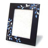 Buy cheap Bone, Horn, Coco, Pine Wood Photo Frame from wholesalers