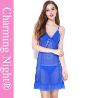 Buy cheap Sexy Lace Mature Women Young Girls Sexy Chemise Lingerie Chemise Underwear from wholesalers