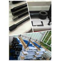 Buy cheap Hollow Piston Rod Hard Chrome Plated Steel Bars Hydraulic Cylinder 42Crmo4 Black Color from wholesalers