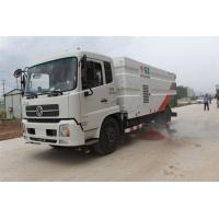 Wholesale 4*2 street washing and sweeping truck with 9CBM water tank & 7CBM garbage tank from china suppliers