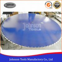 Wholesale 1500mm Diamond Floor Saw Blades Inner Hole 60mm / 25.4mm SGS Certification from china suppliers