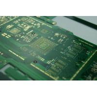 Wholesale 4 Layers Rogers Ceramic PCB Boards / Immersion High Frequency PCB from china suppliers