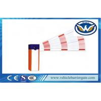 Wholesale Car Parking Lot Vehicle Drop Arm Barrier With IC Card Interface from china suppliers