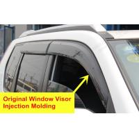 Wholesale OEM Car Window Visors For Nissan X - Trail 2008 - 2013 Awning / Rain Shield from china suppliers