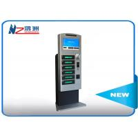 Wholesale Digital signage free standing kiosk for lobby , 42 inch LED multi touch screen from china suppliers