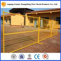 Wholesale 6x9.5ft Color Coated temporary fence portable fence construction fence from china suppliers
