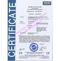 GUANGZHOU MALANBAO ELECTRONIC LIGHTING EQUIPMENTS CO.,LTD Certifications