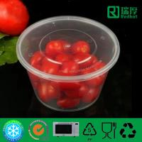 Quality 1000ml PP for Plastic Round Storage Container for sale