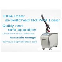 Buy cheap Beijing Sincoheren Updated Q Switched Nd yag laser factory 1064nm 532nm Melasama cutera from wholesalers