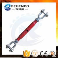 Rigging hardware carbon steel drop forged rigging screw turnbuckle