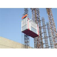 Quality Outside Usage Construction Building Site Hoist Elevator For Man And Materials Access for sale