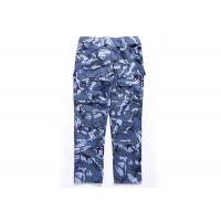 China Ocean Military Style Cargo Pants ,Us Track Cargo Camouflage Men Army Pants for sale