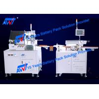 Wholesale Automatic 18650 Battery Spot Welder Sorting Insulation Paper Sticking And Spot Welding MT-20 from china suppliers