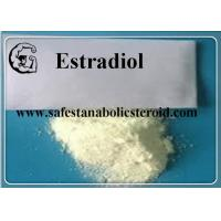 Wholesale Estradiol 50-50-0 Female Hormone 99% Purity Oral Contraceptives Ease Menopausal Symptoms from china suppliers