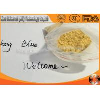 Wholesale Yellow Steroids Trenbolone Raw Powder Trenbolone Acetate For Muscle Growth from china suppliers