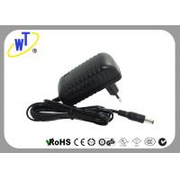 Wholesale 12V DC 1.5A Output 2 Pins VDE Plug Wall Mount Power Adapter for EU Socket from china suppliers