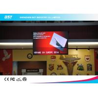 Wholesale High Resolution Indoor Full color SMD Led Screen Pixel Pitch 5mm With 1/16 Scan Module from china suppliers