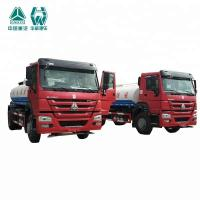 Wholesale Convenient Farm Water Tanker Vehicle , Radial Tyre Water Transport Truck from china suppliers