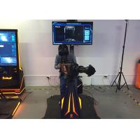 Cool Shooting Game Machine VR Simulator , Vive Gun Gatling VR Game Machine