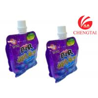 Wholesale Plastic Eco-Friendly Stand Up Pouch With Spout / Free Standing Bag Packaging from china suppliers