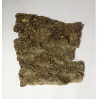 Buy cheap Randomly size,Frist-layer Nature Cork Bark Tiles,for Animals Enclosures from wholesalers